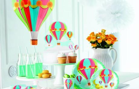 Είδη Πάρτυ Baby Shower Αερόστατο