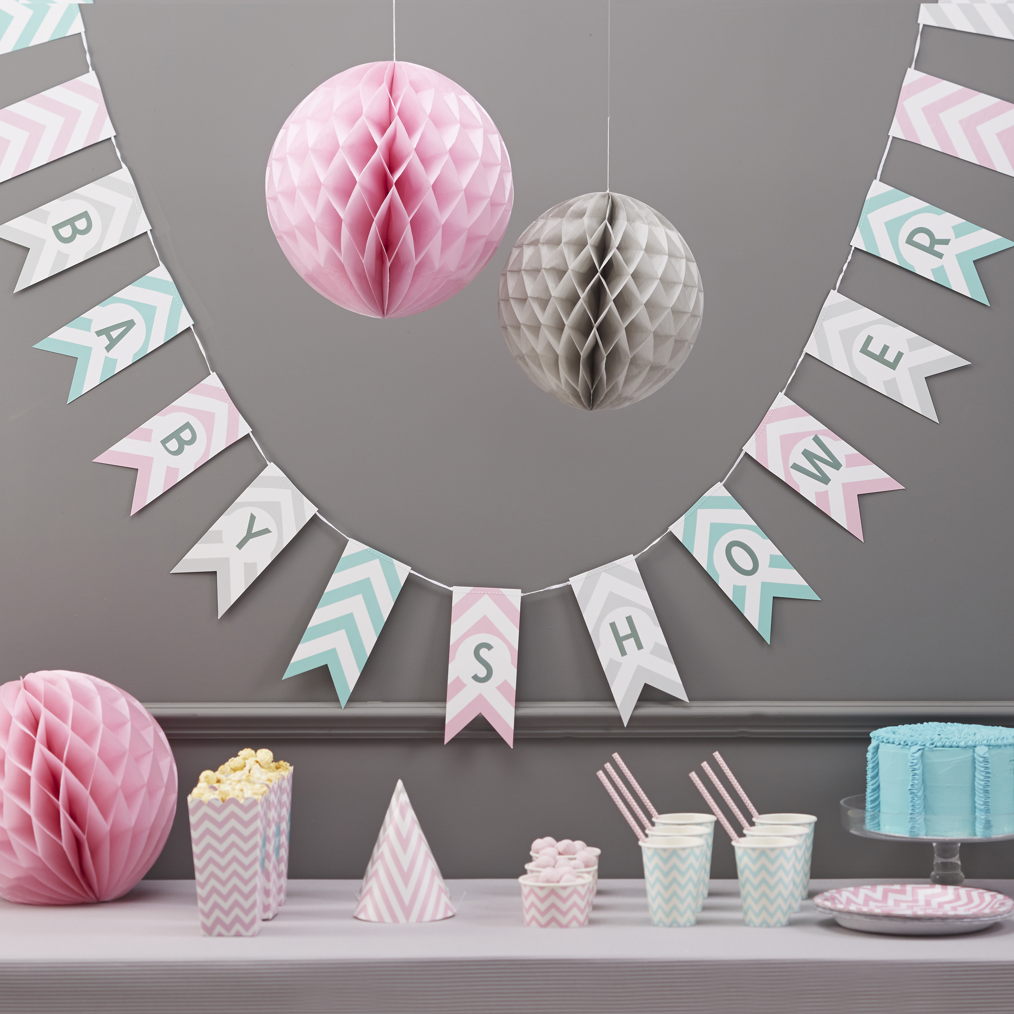 Baby Shower Decorations – Youpi Party Events