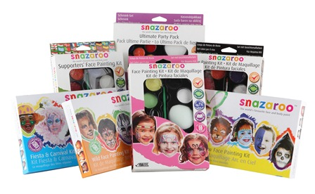 Face Painting kit Snazaroo
