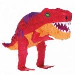 Red Dinosaur Piniata