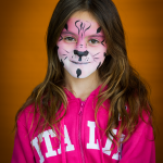 Face Painting | Pink Panther | Girls