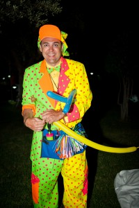 Stefan is our qualified and certified balloon twister | Amazing Designs!!