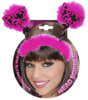 Party Girl Head Boppers Σε Ρόζ
