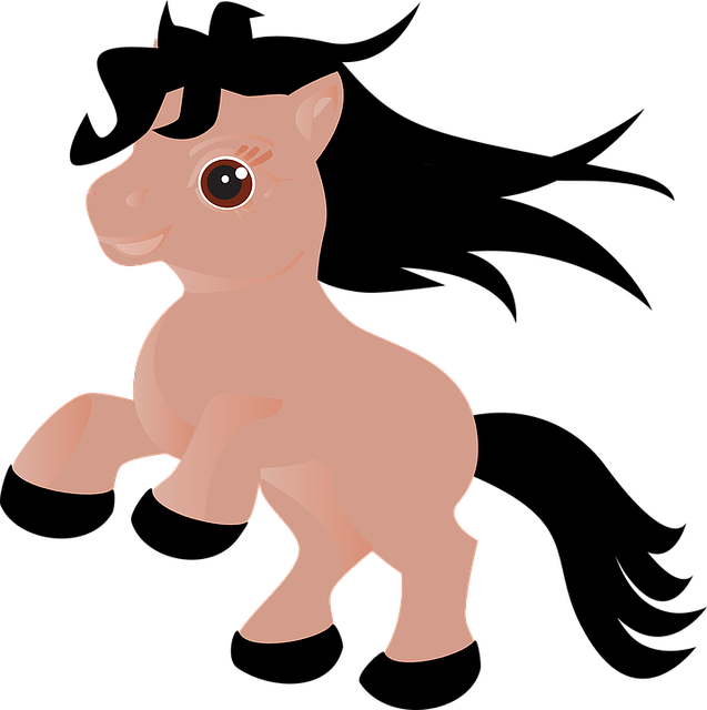 Pony για παιδικά πάρτυ