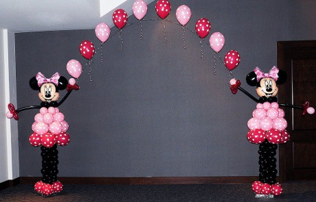 Balloons | Decorations | Kids Parties | Girls |Minnie Mouse available @youpiparty