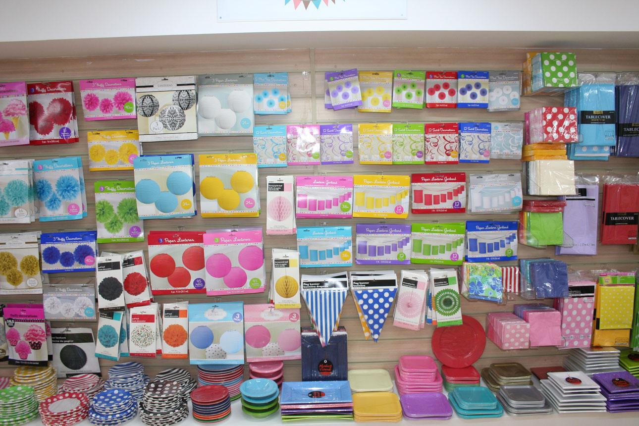 Glyfada Store, Kolonaki Store – Youpi Party Events