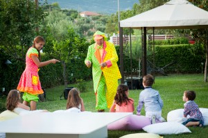 Clown and Character hire for kids parties