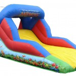 Medieval Small Inflatable slide 41 | Price199 €