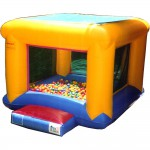 Inflatable Pool with balls 13 | Price 189€