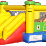 Inflatable slides and trampolin 35 | Price 249 €