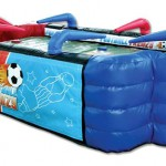 Party Hire |Inflatable Football table 33 | Price 159€