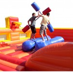 Hire | Jumping Castle | Basket hoops and Gladiator Kit 43 | Price 329€