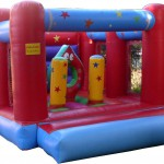 Hire | Jumping Castle | Stars 24 | Price 209€