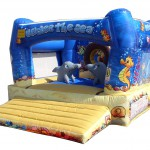 Hire | Jumping Castle | Under The Sea 40 |Price 199€