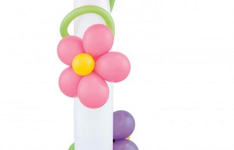 Baby Girl Balloon Bouquet | Pink | Butterflies | New Born