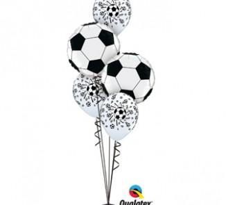 Μπουκέτο Μπαλονιών | Ποδόσφαιρο | Μπάλα | Ασπρό Μαύρο