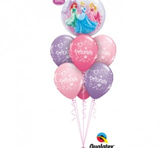 Balloon Bouquets |Disney | Princess |Hearts| Pink