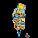 Μπουκέτο Μπαλονιών   Μπαλόνια Συνθέσεις για πάρτυ- αγόρια- τρακτέρ