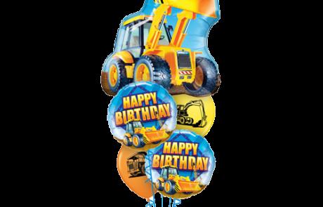 Μπουκέτο Μπαλονιών | Μπαλόνια Συνθέσεις για πάρτυ- αγόρια- τρακτέρ