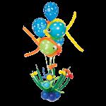 Μπουκέτο Μπαλονιών   Θαλάσσιος Κόσμος   Μπαλόνια