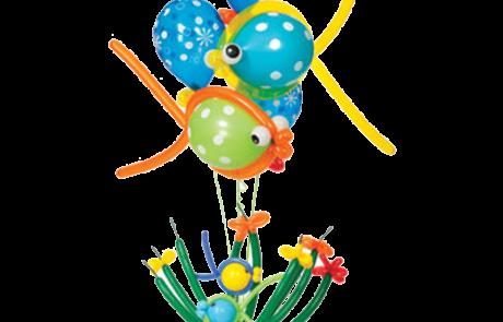 Μπουκέτο Μπαλονιών | Θαλάσσιος Κόσμος | Μπαλόνια