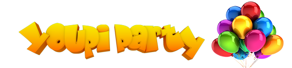 Youpi Party Events Logo