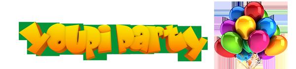 Youpi Party Events Logo
